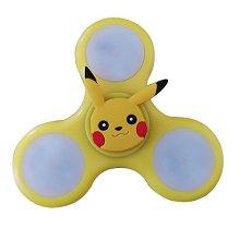 Frexercise Hand Spinner Fidget Spinner Toy, Pika/Yellow
