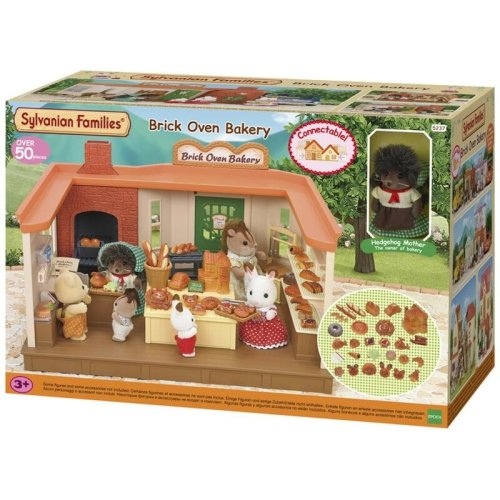 Brick Oven Bakery Set