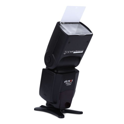 VILTROX JY - 680A Universal LCD Manual Flash Speedlite Light for Any Digital Camera with Standard Hot Shoe Mount