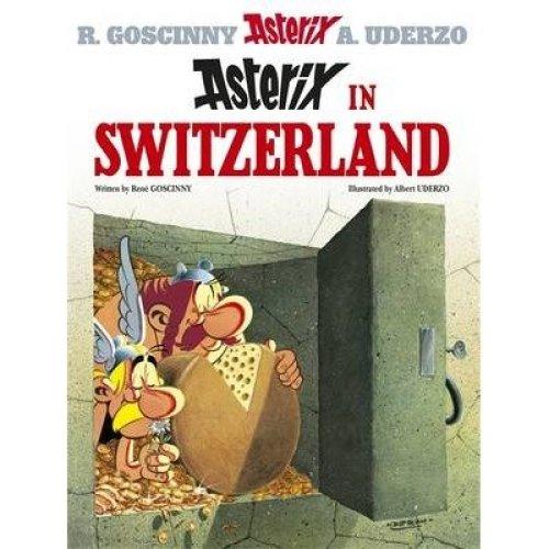 Asterix in Switzerland: No. 16