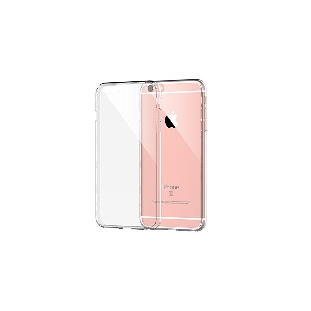 9c67f2970a JETech Case for Apple iPhone 6 and iPhone 6s, Shock-Absorption Bumper Cover,  Anti-Scratch Clear Back on OnBuy