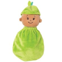 Manhattan Toy 155130 Wee Baby Stella Doll Fruit Suit, (2.5L x 4W x 12H Inches) - Pear