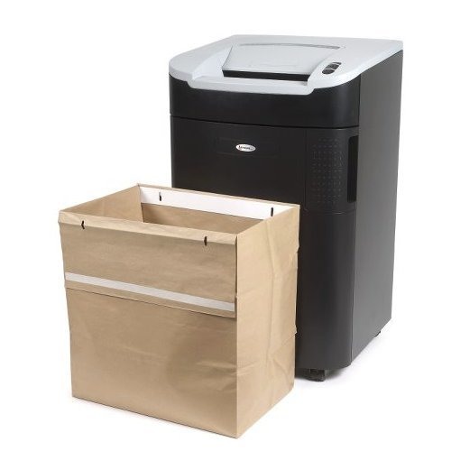 Rexel Expandable Shredder Waste Sacks Auto+ 750X/M (50) paper shredder accessory