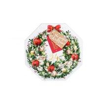 Wreath Advent Calendar Christmas Scented Tea Light Candles Gift Set