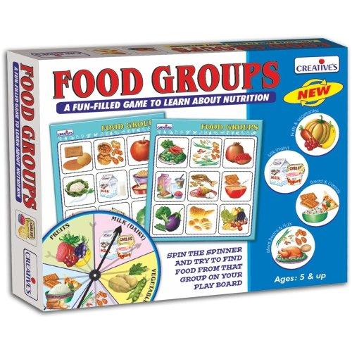 Cre0685 - Creative Pre-school - Food Groups