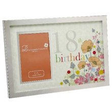 18th Birthday Photo frame by Laura Darrington