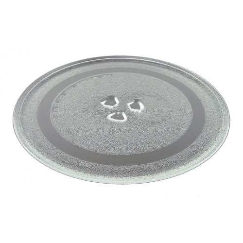 Breville Microwave Turntable 245mm 9.5 Inches  3 Fixings Dishwasher Safe