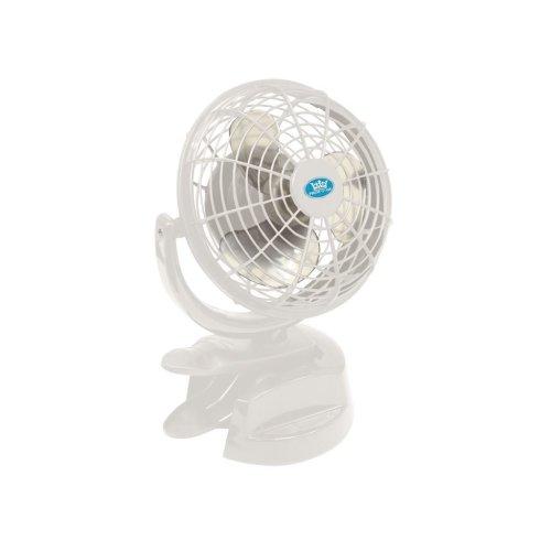 "Prem-I-Air 6"" USB Power / Battery Power Clip Fan"
