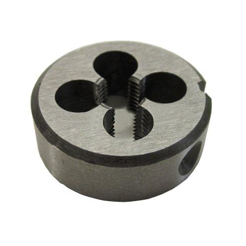 """10 x 24 UNC Imperial Die Nut 1"""" (25mm) Tungsten Steel TD124"""