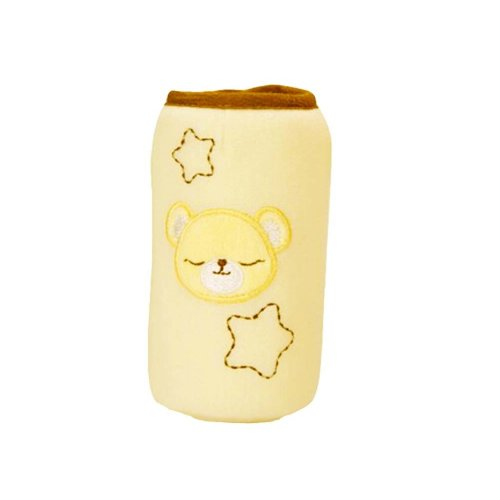 Feeder Milk Bottle Deading Warm Keep Pretecter Bag (13*5.5CM)/Beige Bear