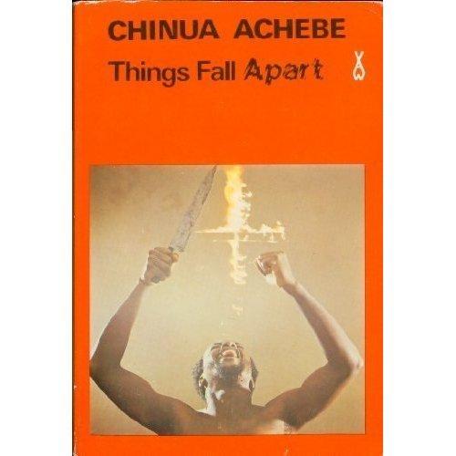 Things Fall Apart Achebe AWS 1 (Heinemann African Writers Series)