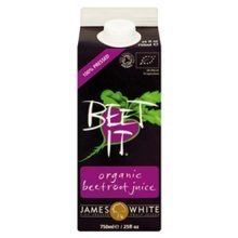 Beet It Beet-it (organic Beetroot Juice )  - 750ml Tetra