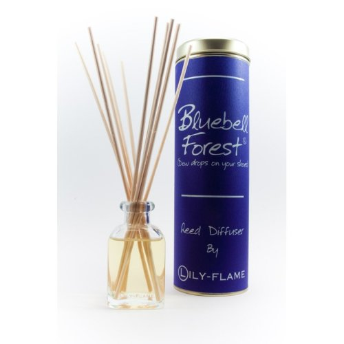 Lily Flame Reed Diffuser - Bluebell Forest