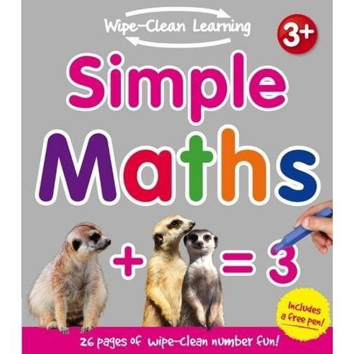 Wipe Clean Learning: Simple Maths