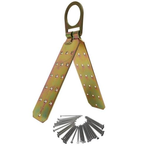 Reusable Roof Anchor with Nails