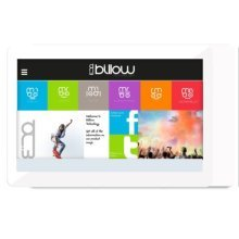 "Billow X101 V2 Tablet, 10.1"" IPS, Quad Core, 1GB, 8GB, WiFi, Android 7.1, White"