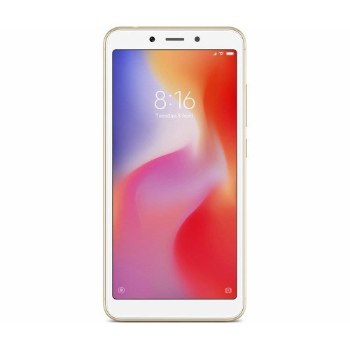 XIAOMI Redmi 6 32G (3G RAM) Gold