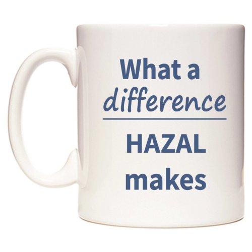 What a difference HAZAL makes Mug