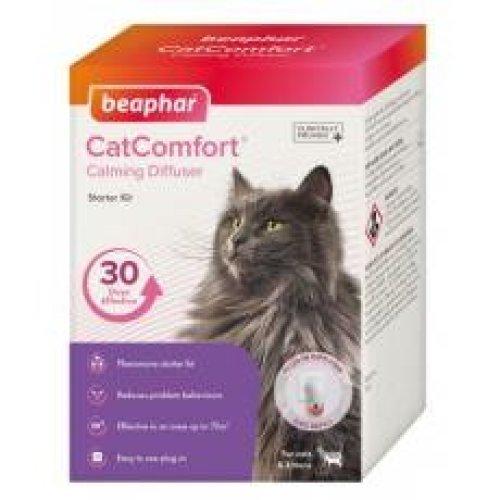 Cat Comfort Pheremone Diffuser Starter Kit 40ml