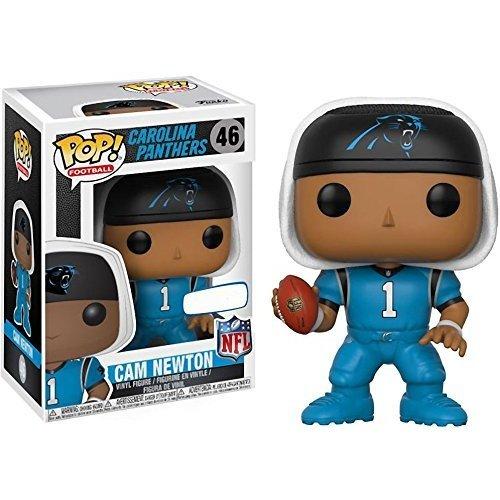 san francisco fff61 427c5 Funko Pop Football Carolina Panthers Cam Newton 46 (Color Rush Uniform)