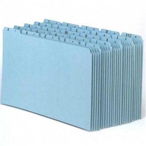 Pendaflex PN325 A-Z 1-5 Cut Tab Paperboard File Guide , Pack Of 6