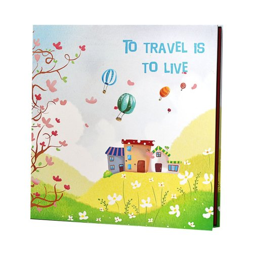 Graduation Travel Self Adhesive Pages Photo Book Album