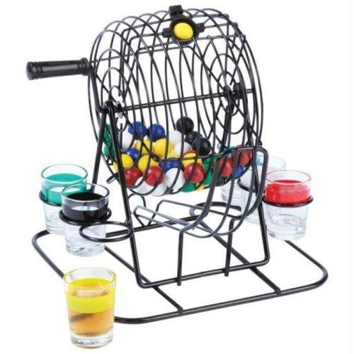 Maxam SPLOT Maxam 55pc Lottery-style Drinking Game