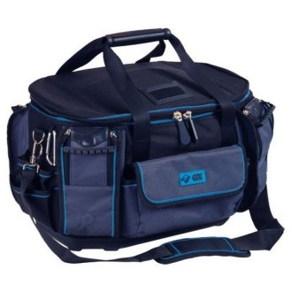 OX Pro Round Top Tool Bag | Multi Pocket Tool Organiser
