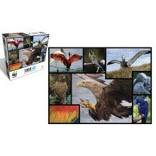 Birds 1000 Piece Puzzle - WWF