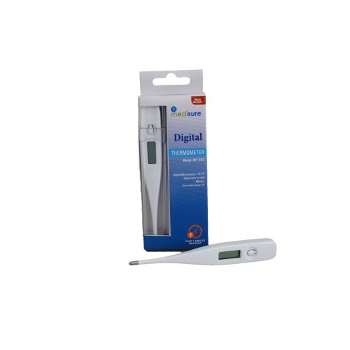 MediSure Health and Beauty Digital Thermometer Centigrade