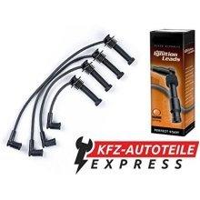 KFZ-Autoteile Express Ignition lead cable set Standard, 1 set, 4 pieces
