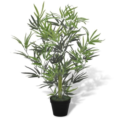 Artificial Bamboo Tree with Pot 80 cm