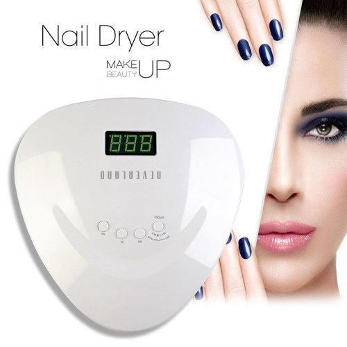 Neverland 48W UV LED Lamp Gel Nail Dryer Manicure/Pedicure Gel Polish Curing Machine For Nail Art at Home and Salon