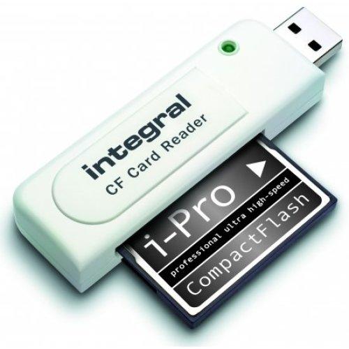Integral INCRCF USB 2.0 card reader