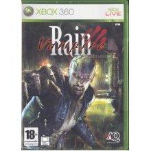 Vampire Rain PL - Xbox 360 - PAL