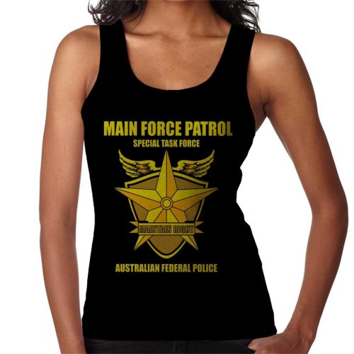 Main Force Patrol Mad Max Women's Vest