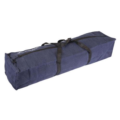 Strong Heavy Duty Canvas Tool Bag Durable Handles 760x170x150mm Silverline TB54