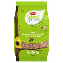 Nature's Garden Selected Peanuts Wild Bird Food