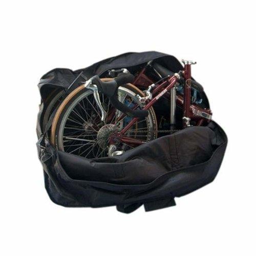 StillCool Bike Travel Bag Case (14 to 20 inch) Folding Bike Bag Bicycle Transport Bag for Air Travel Bike Carry Bag Shipping