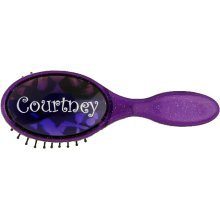 Courtney Bejewelled Hairbrush