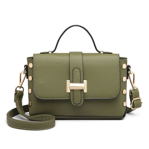 Miss Lulu Women Small Crossbody Shoulder Bag Handbag Green on OnBuy 64c4fc4a59df3