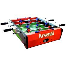 Arsenal Fc Football Table - Red, 20 Inch - Game Official Team -  football 20 table inch game arsenal fc official team
