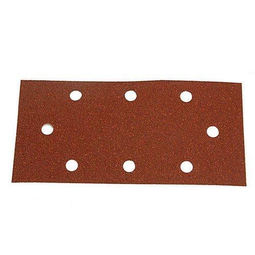 Black & Decker X31522 1/3 Sanding Sheets Orbital 93 x 185mm Hook & Loop Perforated 5 120g