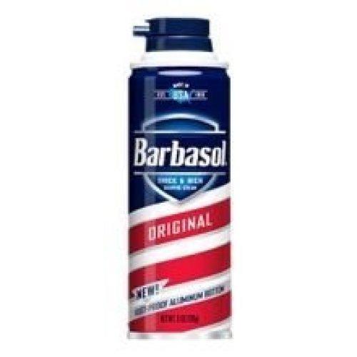 Barbasol Original Thick and Rich Shaving Cream, 6 Ounce  12 per case