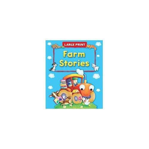 Large Print Farm Stories [Hardback] (2013) - Brown Watson