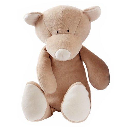 Wooly Organic Soft Toy Teddy 29cms