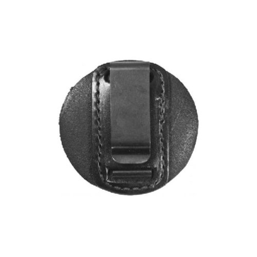 Gould & Goodrich GG-B407 Round Clip-On Badge Holder