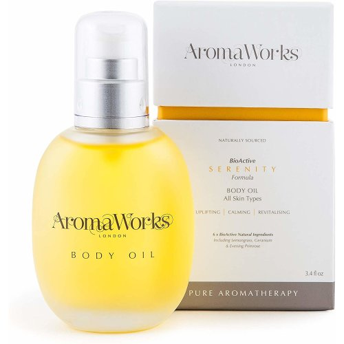 AromaWorks Serenity Body Oil 100 ml