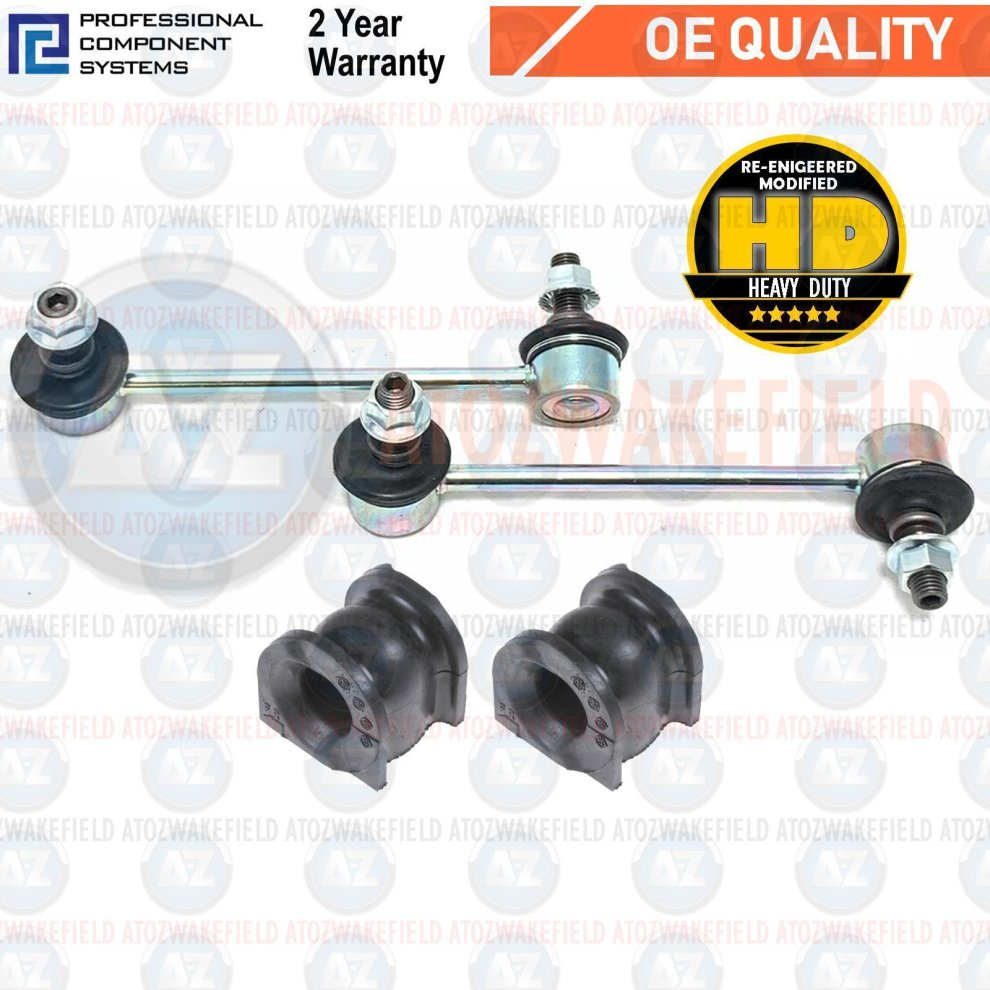FOR FORD GALAXY MONDEO S-MAX 06-ON REAR PAIR STABILISER ANTI ROLL BAR DROP LINK