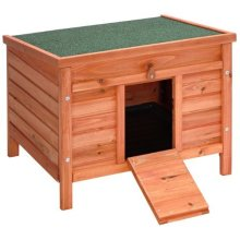 Trixie Natura House, For Rabbits, 60 47 50cm - House Rabbit Guinea Pig Chicken -  house trixie rabbit guinea pig chicken outdoor duck wooden hut hide